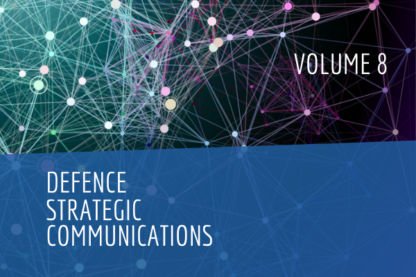 "Academic journal ""Defence Strategic Communications"" Volume 8"